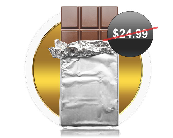 CBD chocolate bar. 100mg CBD - $19.99. Tennessee local CBD
