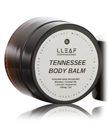 relief. Tennessee Body Balm. Buy quality cbd online, shoplleaf.com