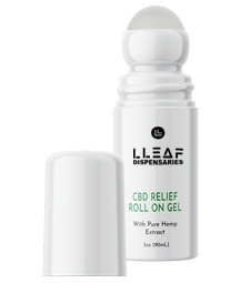 relief. Intensive Relief Roll-On: 500mg. Buy quality cbd online, shoplleaf.com
