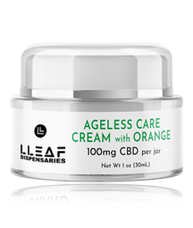 beauty. Ageless Care Cream with Orange (100mg). Buy quality cbd online, shoplleaf.com